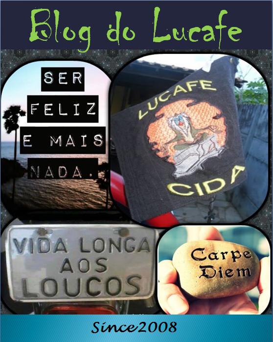 Blog do Lucafe