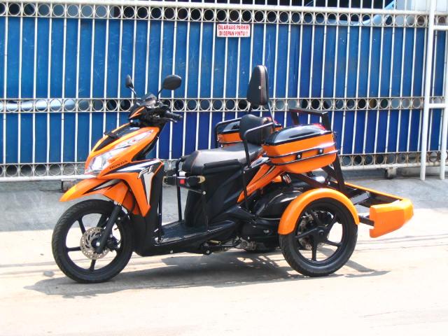 VARIO TECHNO 125 Pesanan Mr. NANGGO JAKARTA title=