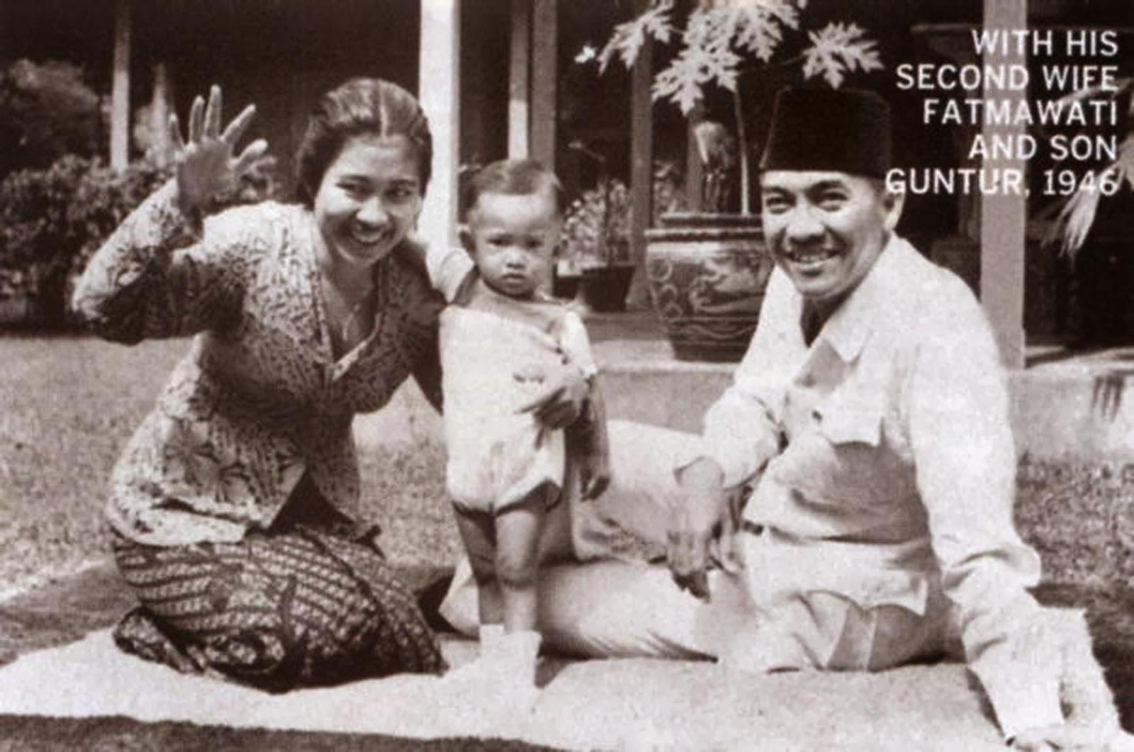 Biografi Dr.(HC) Ir.Soekarno : Masa Perjuangan Kemerdekaan