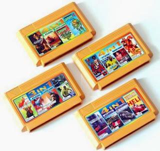 1000 Adet Eski Atari Oyunları (Nostalji)