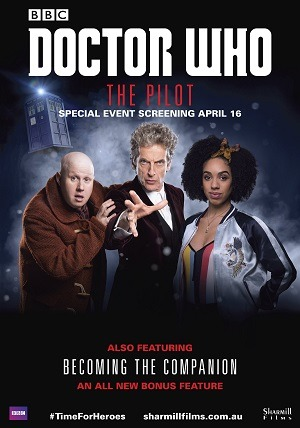 Torrent Série Doctor Who - 10ª Temporada Legendada 2017 Legendada 720p Bluray HD WEB-DL completo
