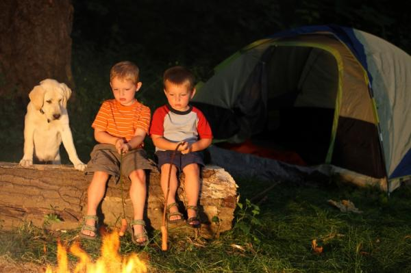 The Allergy Mom Blog Camping With A Food Allergic Child