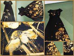 Sukienki malowane