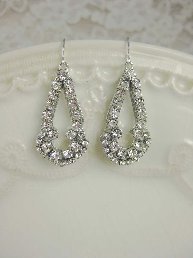 everything angelic bridal jewelry new vintage
