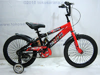 18 Inch Pacific Avatar BMX Kids Bike