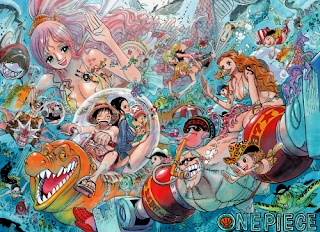Ras Laut di One Piece mangacomzone