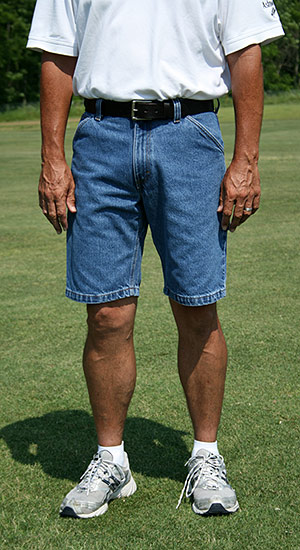 Jorts. In the basic form.