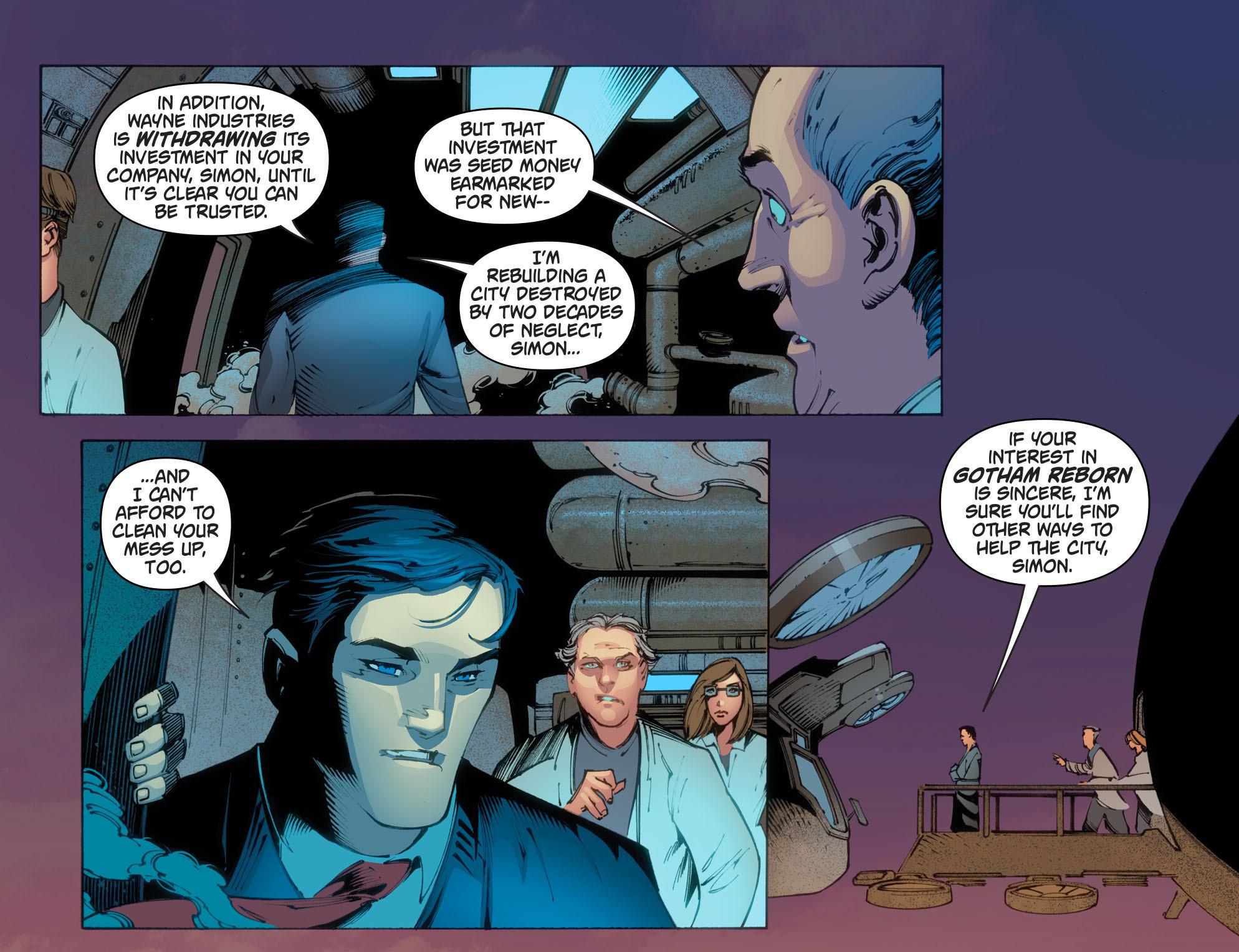 Batman: Arkham Knight [I] Issue #35 #37 - English 17