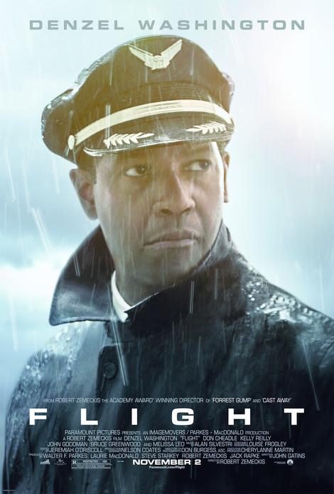 Flight (2012) Poster