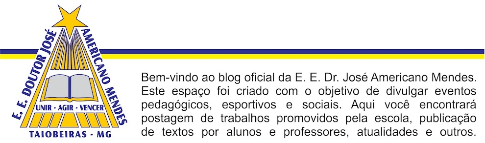 Escola E. Dr. José Americano Mendes