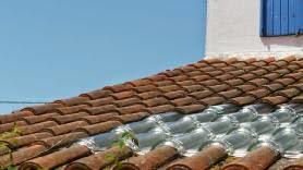 Toiture solaire pour plancher chauffant solaire direct