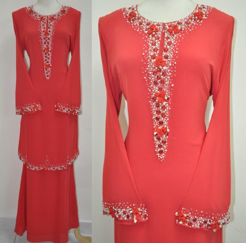 Fesyen baju kurung moden terbaru 2013