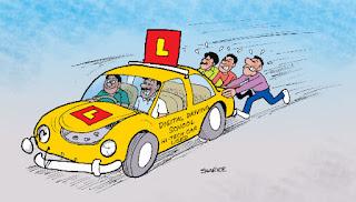 BRTA Approved Driving Training School in Dhaka Bangladesh