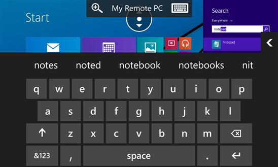 Dùng điện thoại Windows Phone remote PC/Laptop