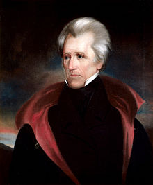 Andrew Jackson (1829-1837)