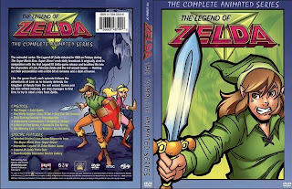 LA LEYENDA DE ZELDA - LA SERIE ANIMADA (1989)