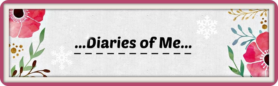 Diaries of Me