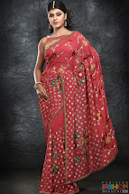 Saree Style Dresses