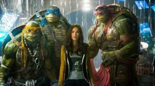 película de las tortugas Ninja