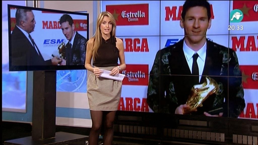 MONICA MARTINEZ, DEPORTES INTERECONOMIA (20.11.13)