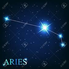 ESTRELLAS de la Constelación de ARIES