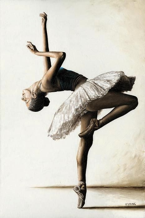 Art prints, dance and ballet