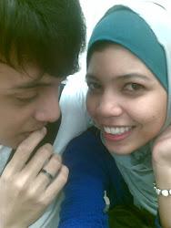 * dia dan saya *