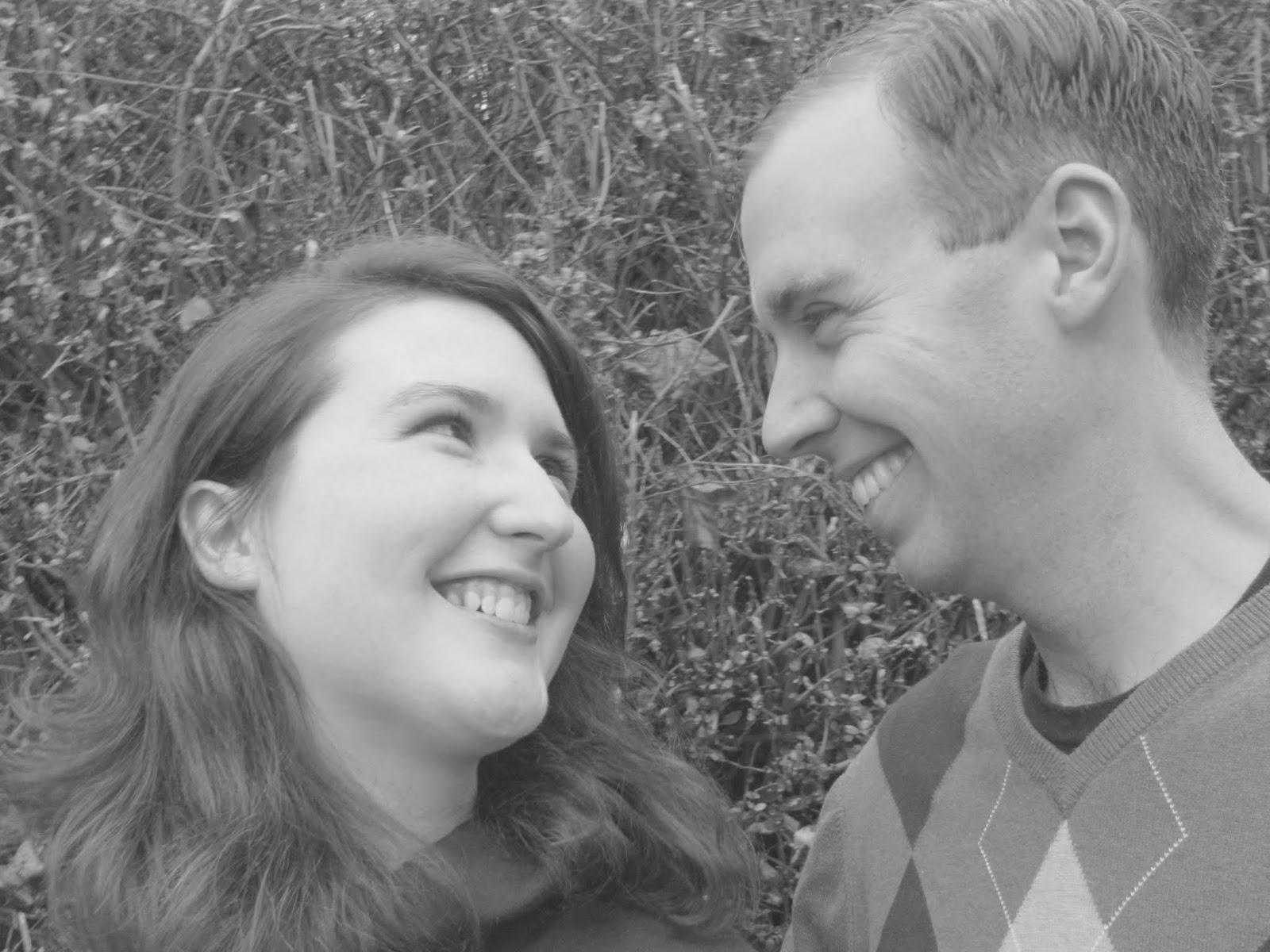 Cory and Sara in Dublin, Ireland
