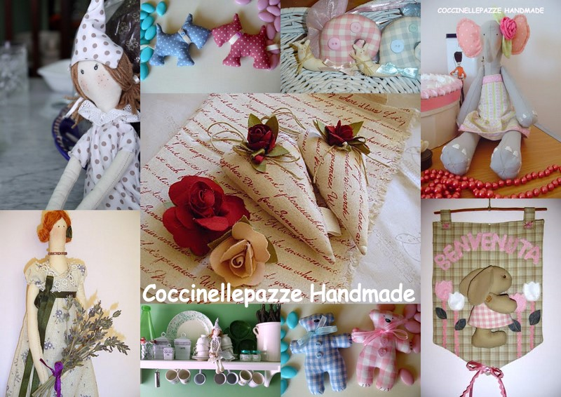 COCCINELLEPAZZE Handmade