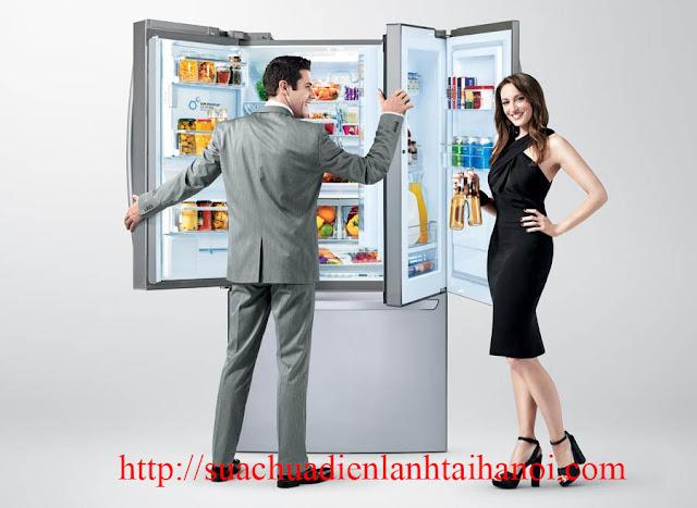 Dịch vụ bảo hành tủ lạnh tại nhà giá rẻ uy tín tại Hà Nội