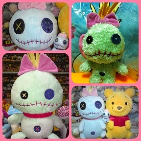 JAPAN DISNEY STORE / HEARTLAND SCRUMP