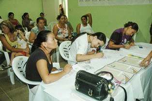Moradores de Zabelê terão cursos gratuitos a partir de Abril