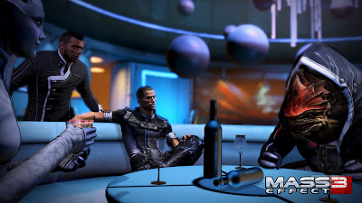 Mass Effect 3 Citadel Review