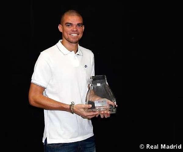 Pepe, el personaje del año en Portugal