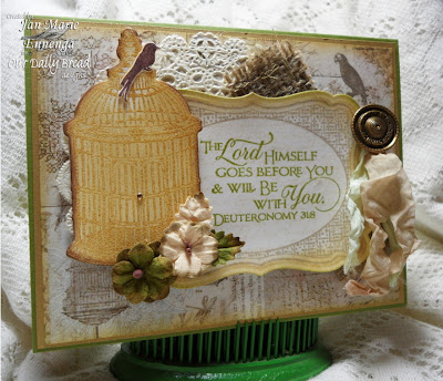 Our Daily Bread Designs Fancy Labels, To the Lovebirds, Scripture Collection 10, Randi's Song, Jan Marie Ennenga