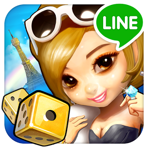 LINE Let's Get Rich 1.0.4 cover