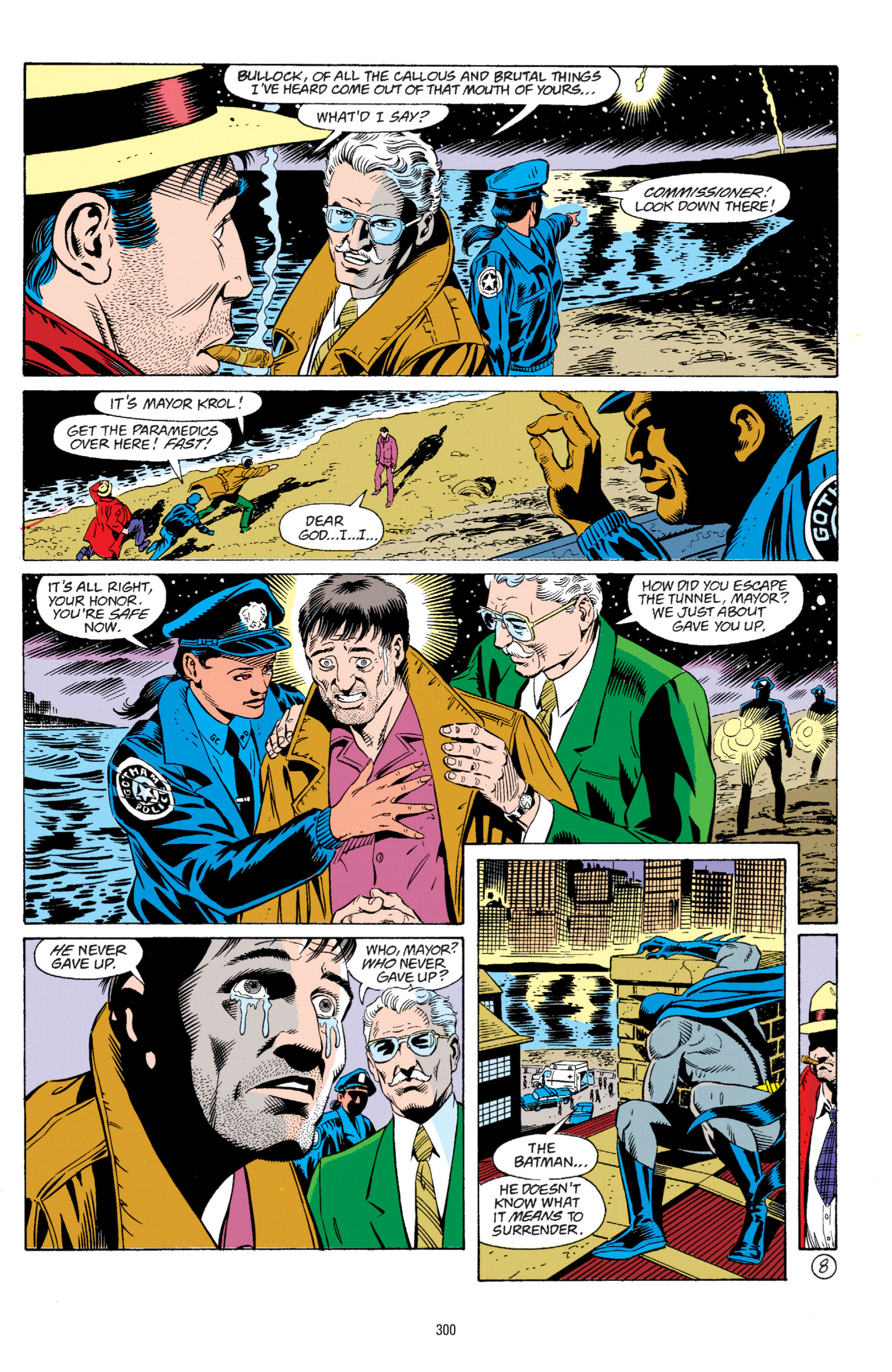 Detective Comics (1937) Issue #663 Page 9