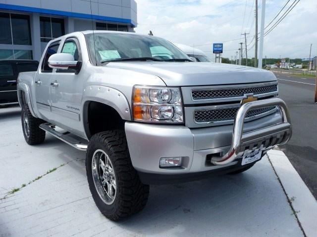 Lifted Trucks For Sale 2013 Chevy Silverado 1500 LT Z92