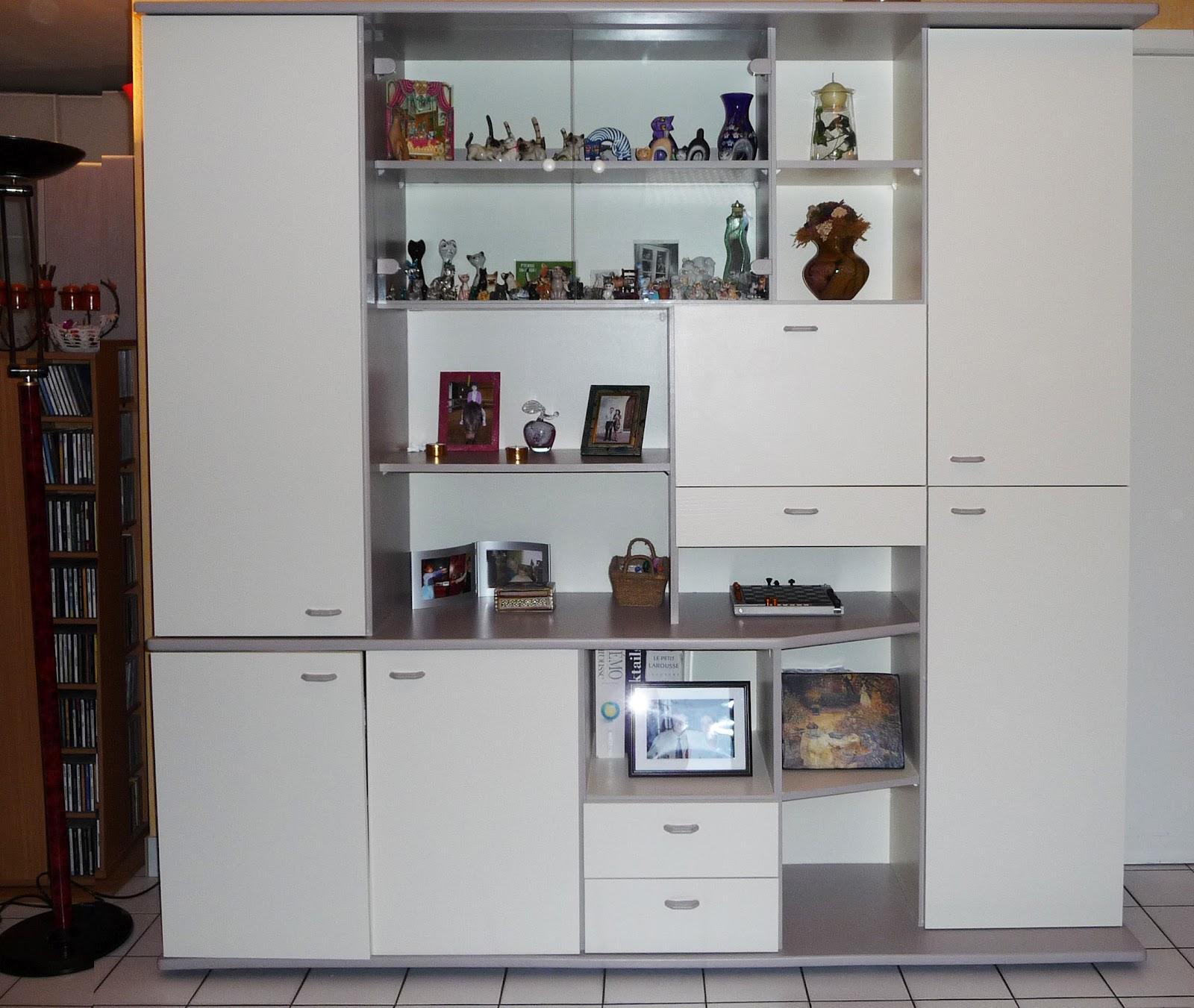 L 39 atelier d co du capagut le meuble biblioth que de sandra for Atelier du meuble