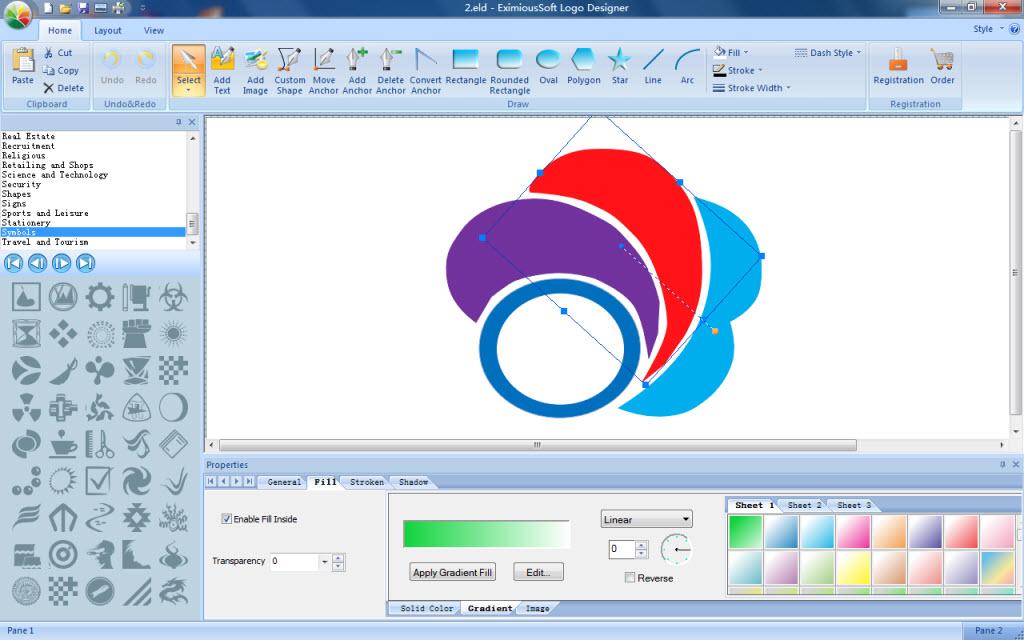 Free logo designing software