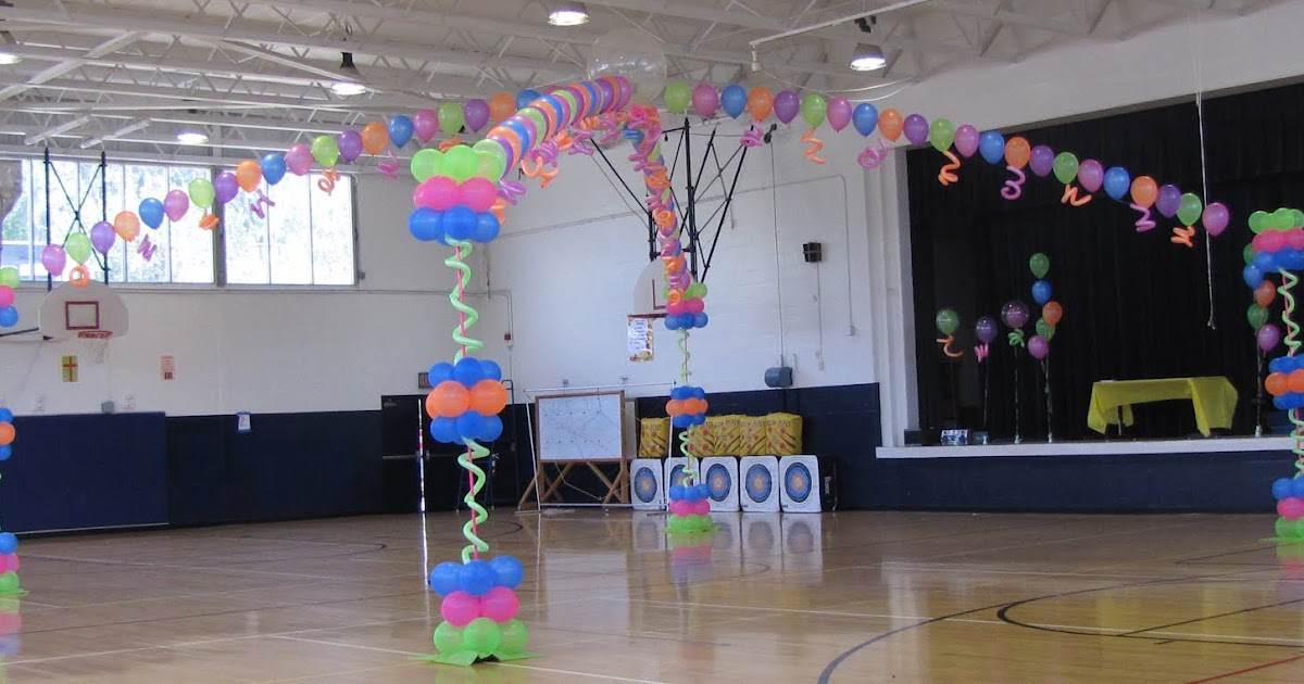 Party people event decorating company neon dancefloor ar rewards