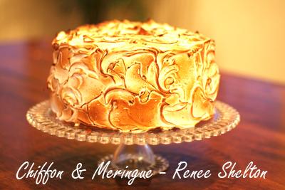 Image Gallery lemon orange chiffon cake