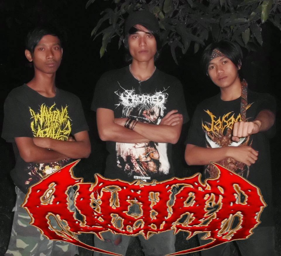 Alkitab Band Slamming Sundanese Death Metal Cimahi - Bandung