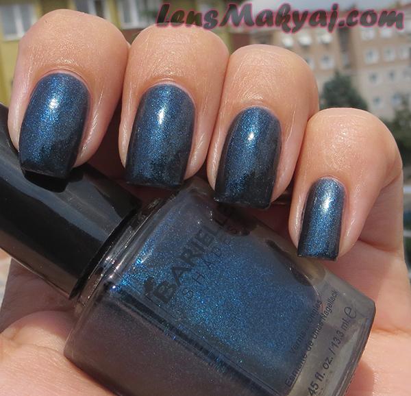 Barielle Blackened Bleu