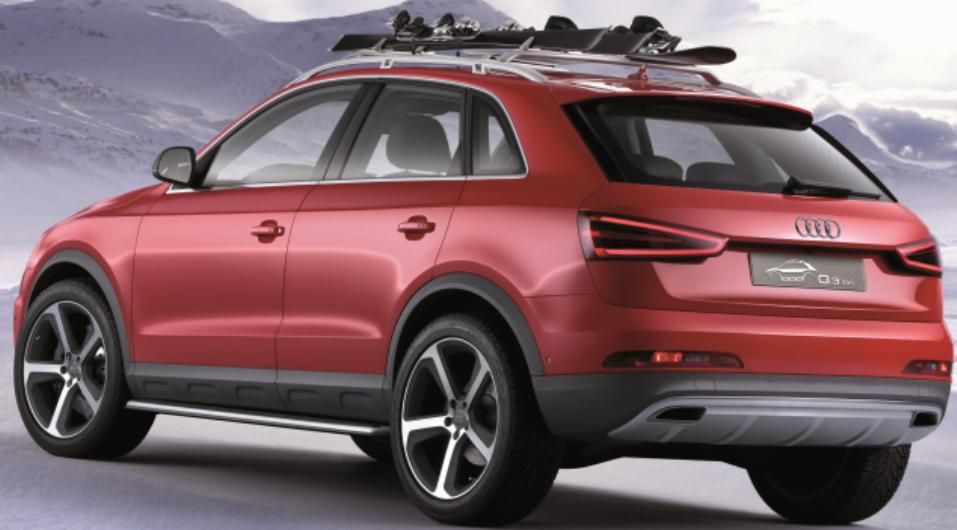 Saxton On Cars Audi Shows Q3 Vail A4 S4 Allroad A5 S5 Rs 5