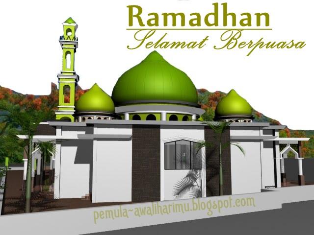 """Marhaban Ya Ramadhan """"Selamat Berpuasa"""""""