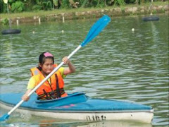 Ns life: kayak competition....