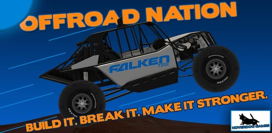 Offroad Nation Pro v3.0.0 APK Android