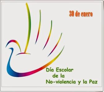 Día Escolar de la No Violencia y la Paz (30 de enero)