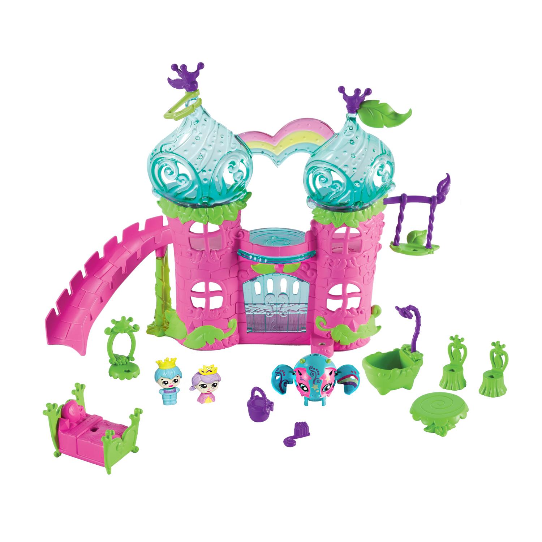 JC Design: Zoobles Castle Playset
